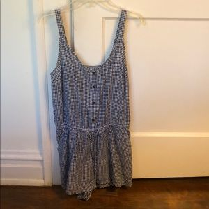 Old Navy Pants - Old Navy Gingham Romper